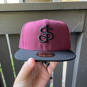 SJ fitted hat🔥